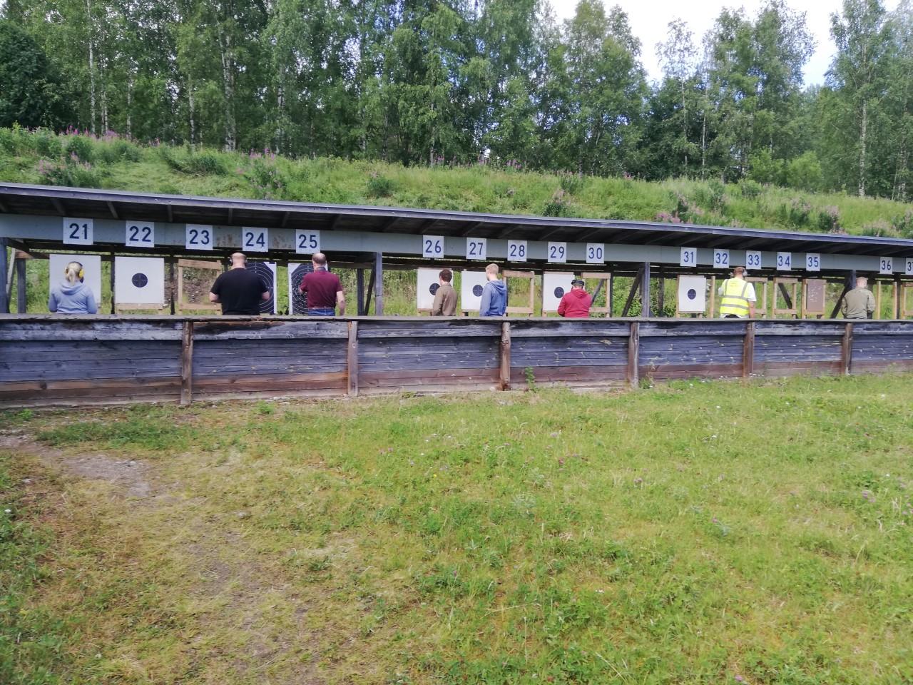 Tampereen urheiluampujat
